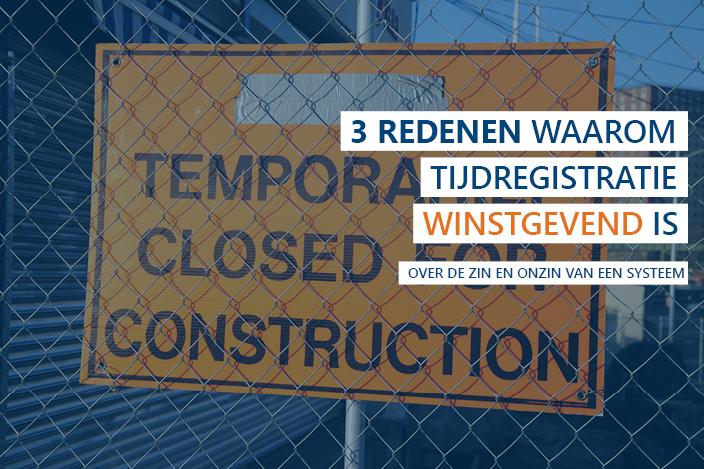 tijdregistratie bouw installatie service