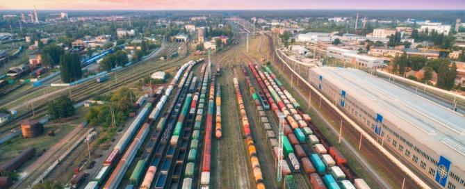 track and trace locomotief