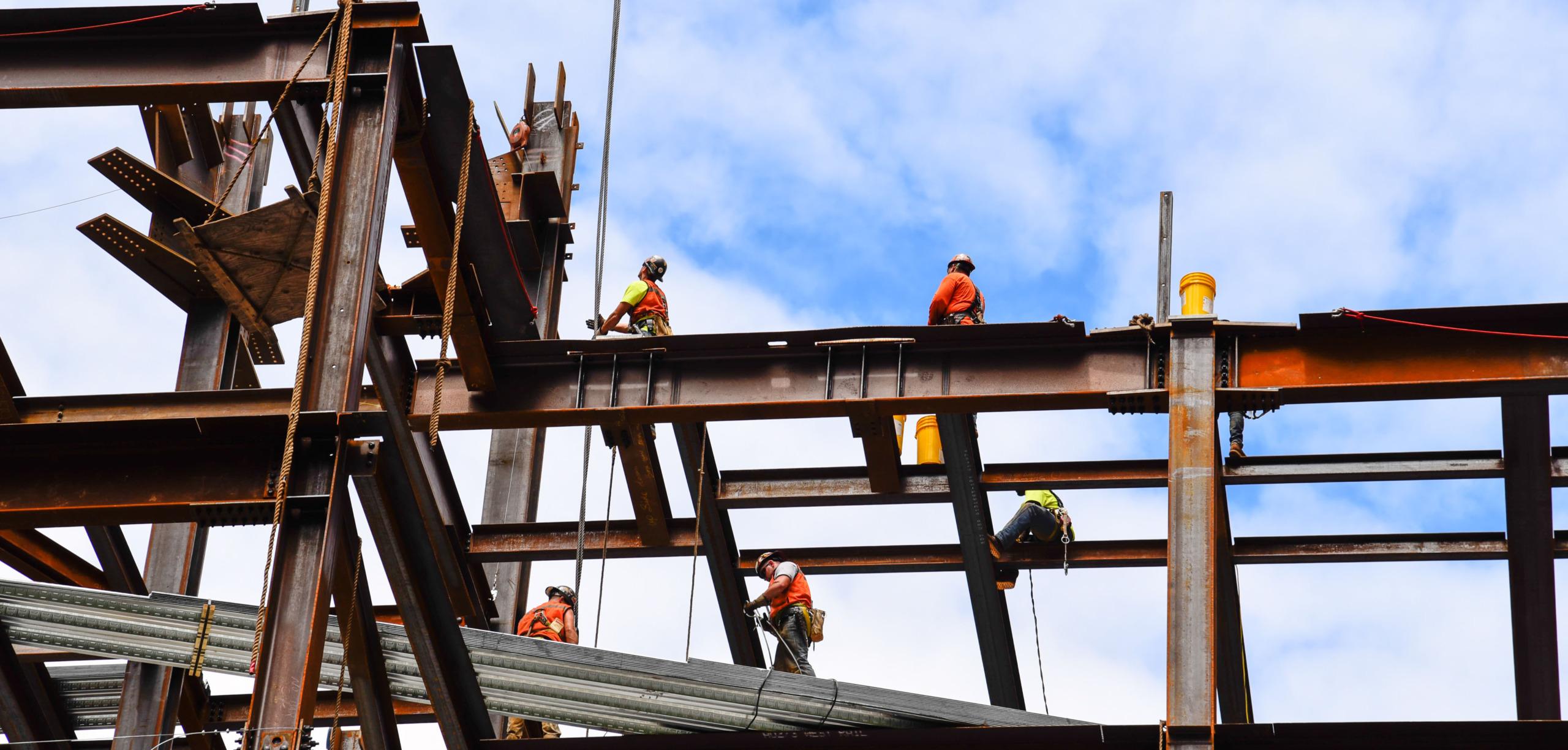 Materiaalbeheer bouw